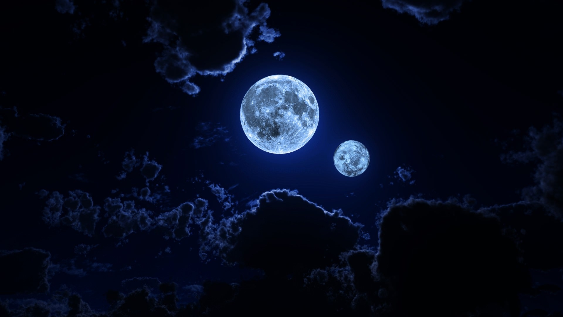 20 best moon desktop wallpapers freecreatives