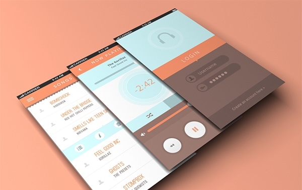 http://xoo.me/template/details/14919-4-app-screen-showcase-mockups-set-psd