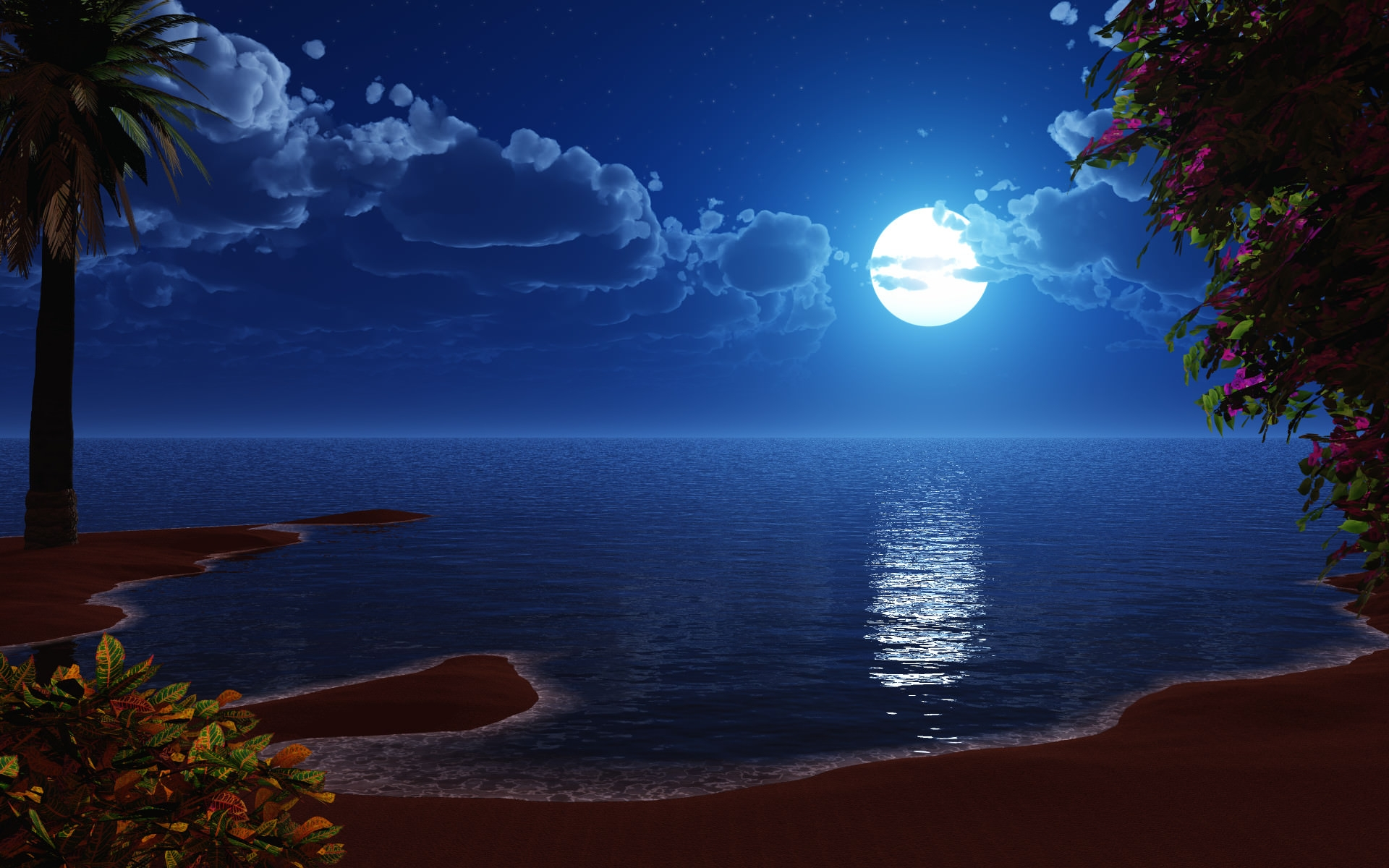 pretty moon wallpapers - photo #27