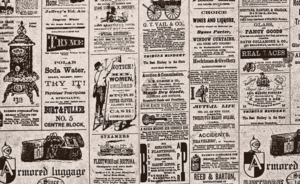 Free Old Newspaper Texture