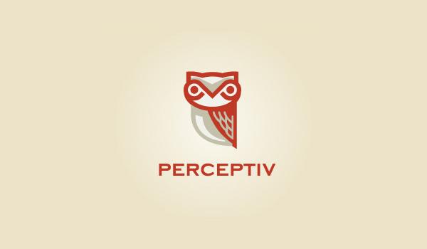 perceptive owl logo