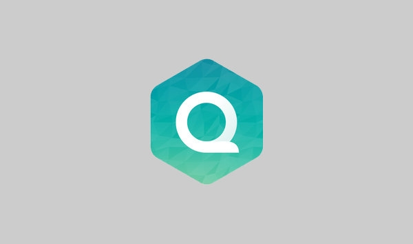 quiqup-hexagon logo