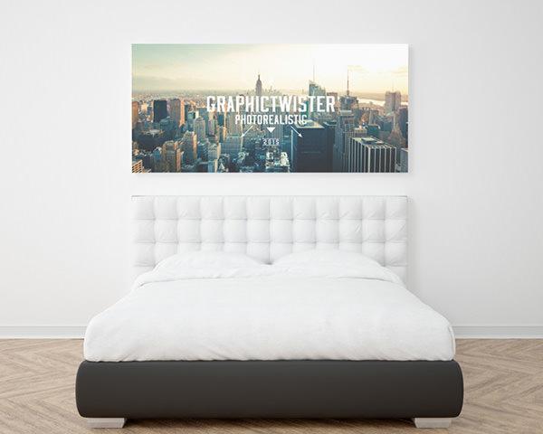 realistic-poster-frame-mockup
