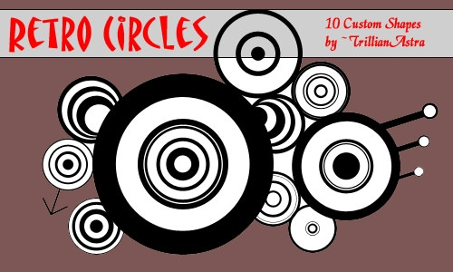 retro_circles_custom_shapes