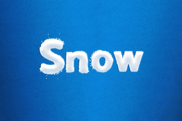 snow_font-text-style