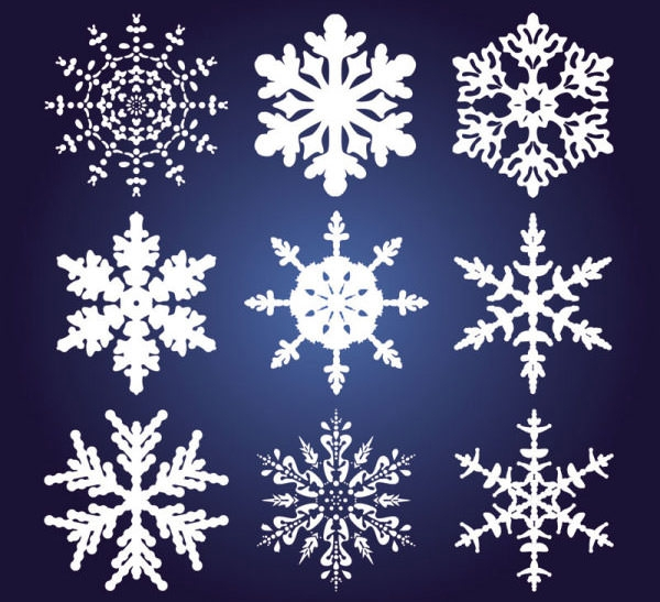 snowflake-patterns