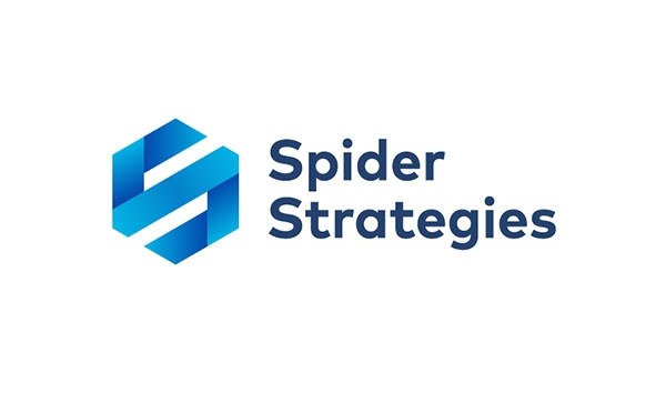 spider-strategies logo design