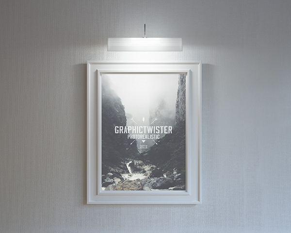 stylish-hanging-poster-frame-mockup