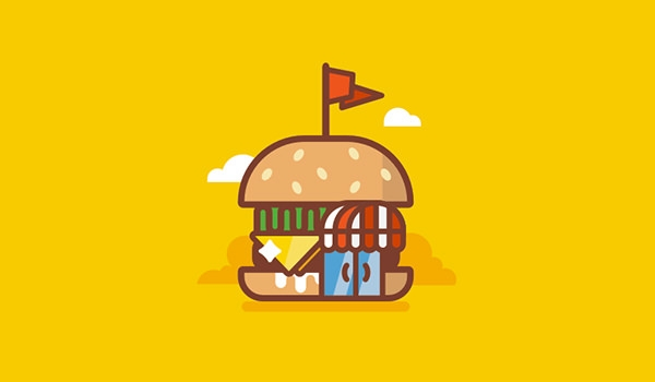 super-burger-cafer-logo