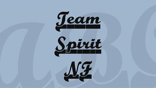 teamspirit-NF-font