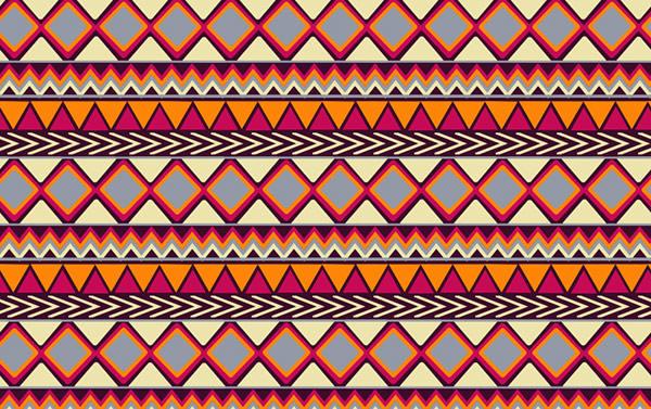 tribal_girl pattern
