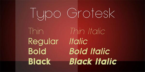 typo-grotesk-font