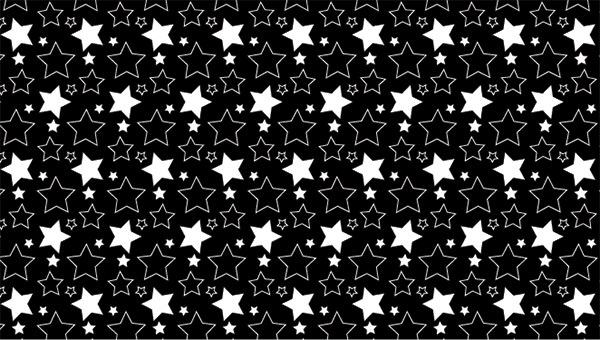 very-simple-star-pattern