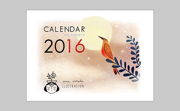Calendar Inspirational 2016 : Inspirational new year calendar designs freecreatives