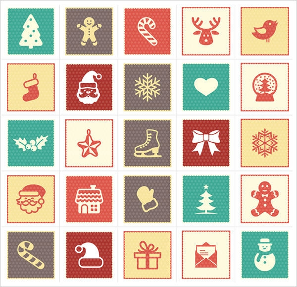 50-Free-Christmas-Icons