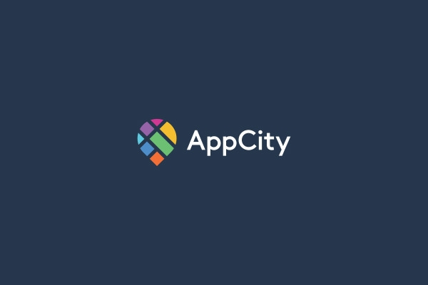 app city logo design