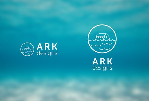 Ark Design Line Logo