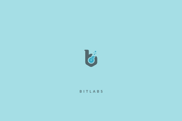 bitlabs logo design
