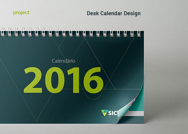 Desk-Calendar-Design