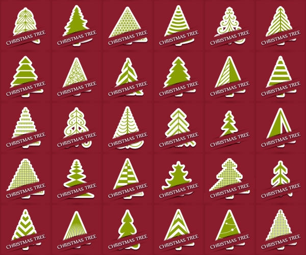 Free-Christmas-Tree-Icons