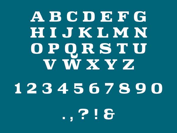 Gone-Typeface-Font