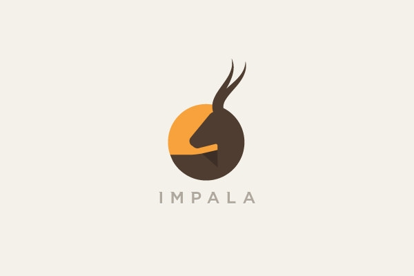 Impala Logo Design