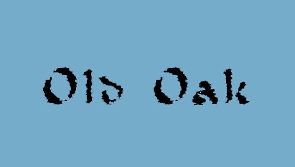 Old-Oak-Font