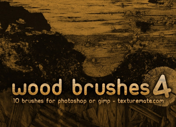 Wood Brushes pack