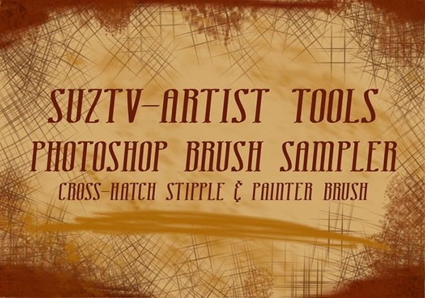 Artists Tools Photoshop Brushes
