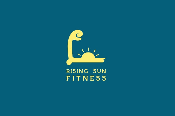 best gym logo desing