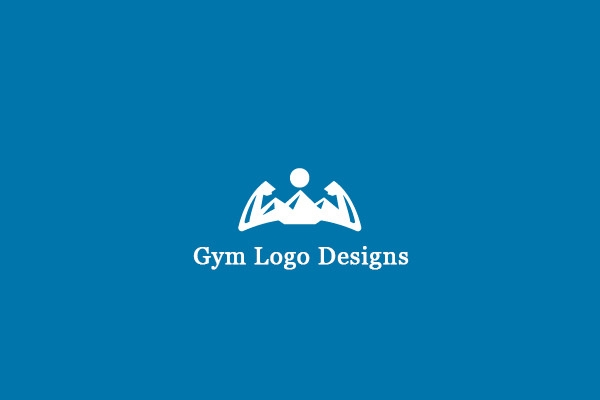 best inspirational gym logo designs