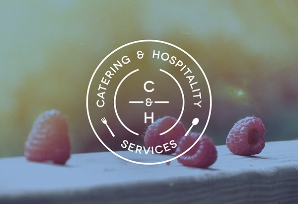 catering and hospitality logo design