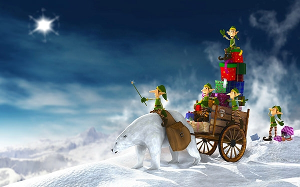 christmas-cartoon-wallpaper