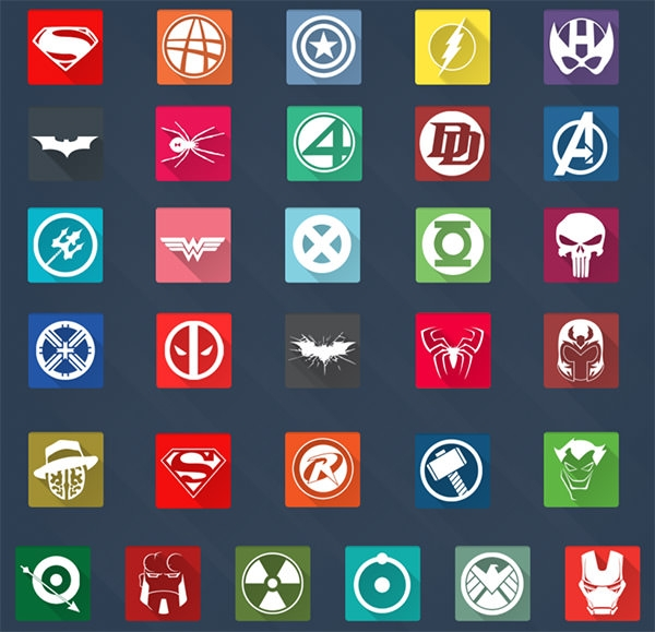 comic-and-super-hero-icons--psd
