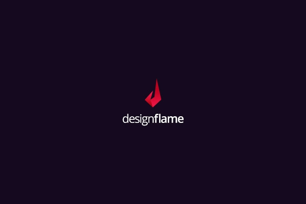 design flame logo design