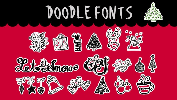 15+ Best Free Doodle Fonts | FreeCreatives