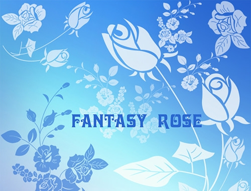 fantasy_rose-brushes