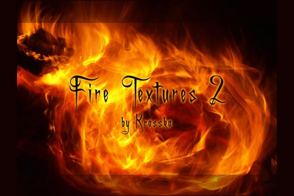 fire textures for photoshop