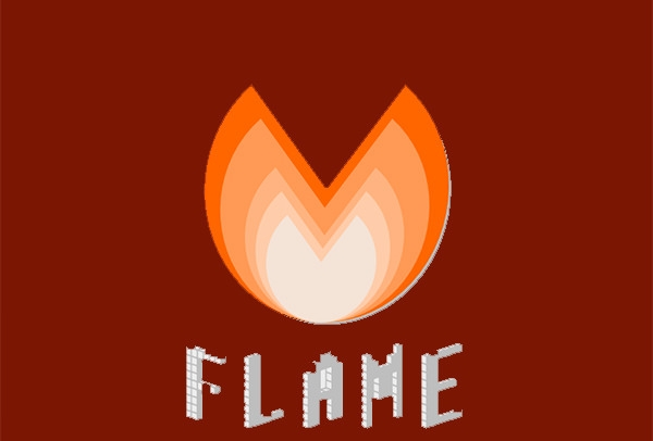 flame logo for inspiration