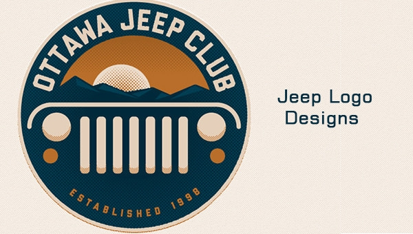 Free 9 Jeep Logo Designs In Psd Vector Eps