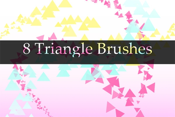free-photoshop-triangle_brushes
