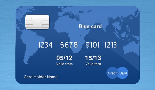 free-psd-credit-card-template