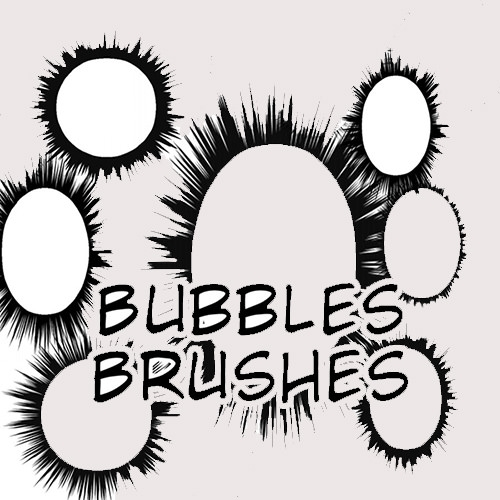 free speech_bubbles_brushes