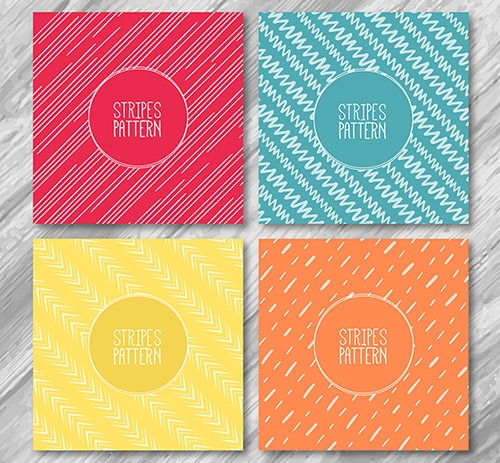 free vector stripes pattern