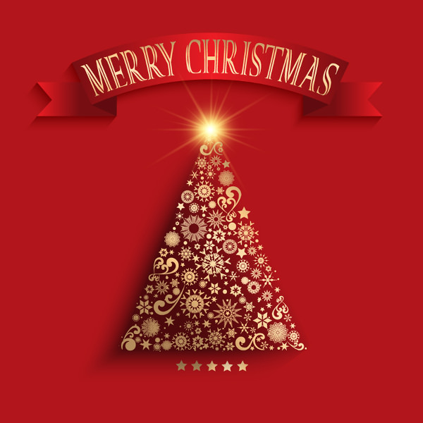 golden-christmas-tree-made-of-ornaments-background