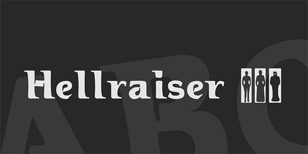 hellraiser-3-font