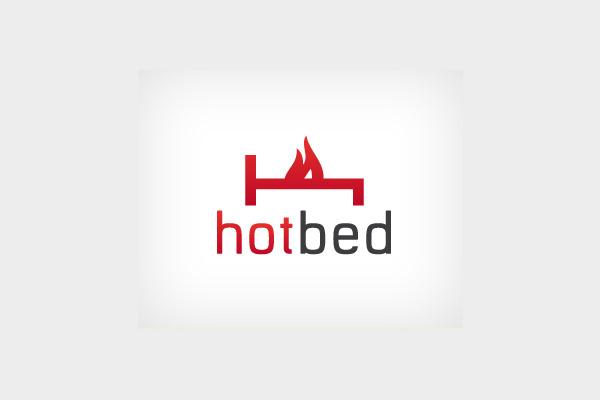 hotbed logo concept