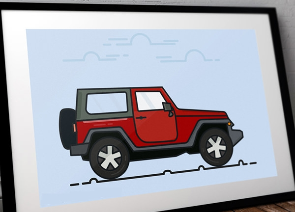 inspirational jeep logo