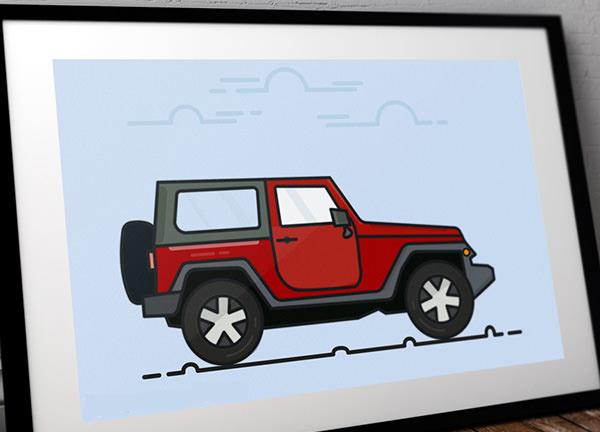 inspirational jeep logo