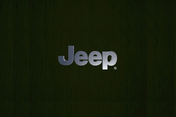 jeep 3d logo design